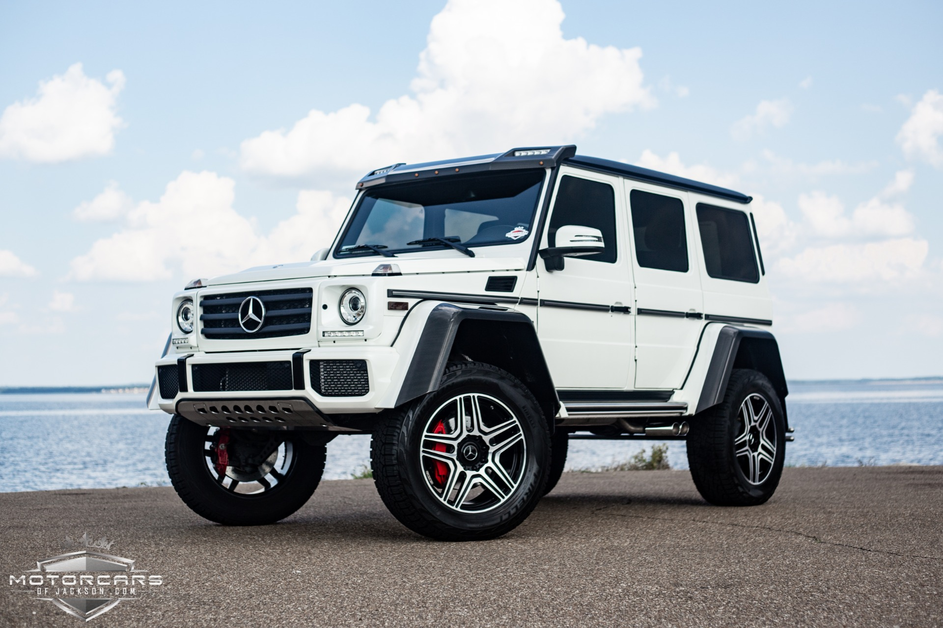 Used 2017 Mercedes-Benz G-Class G 550 4x4 Squared | Jackson, MS