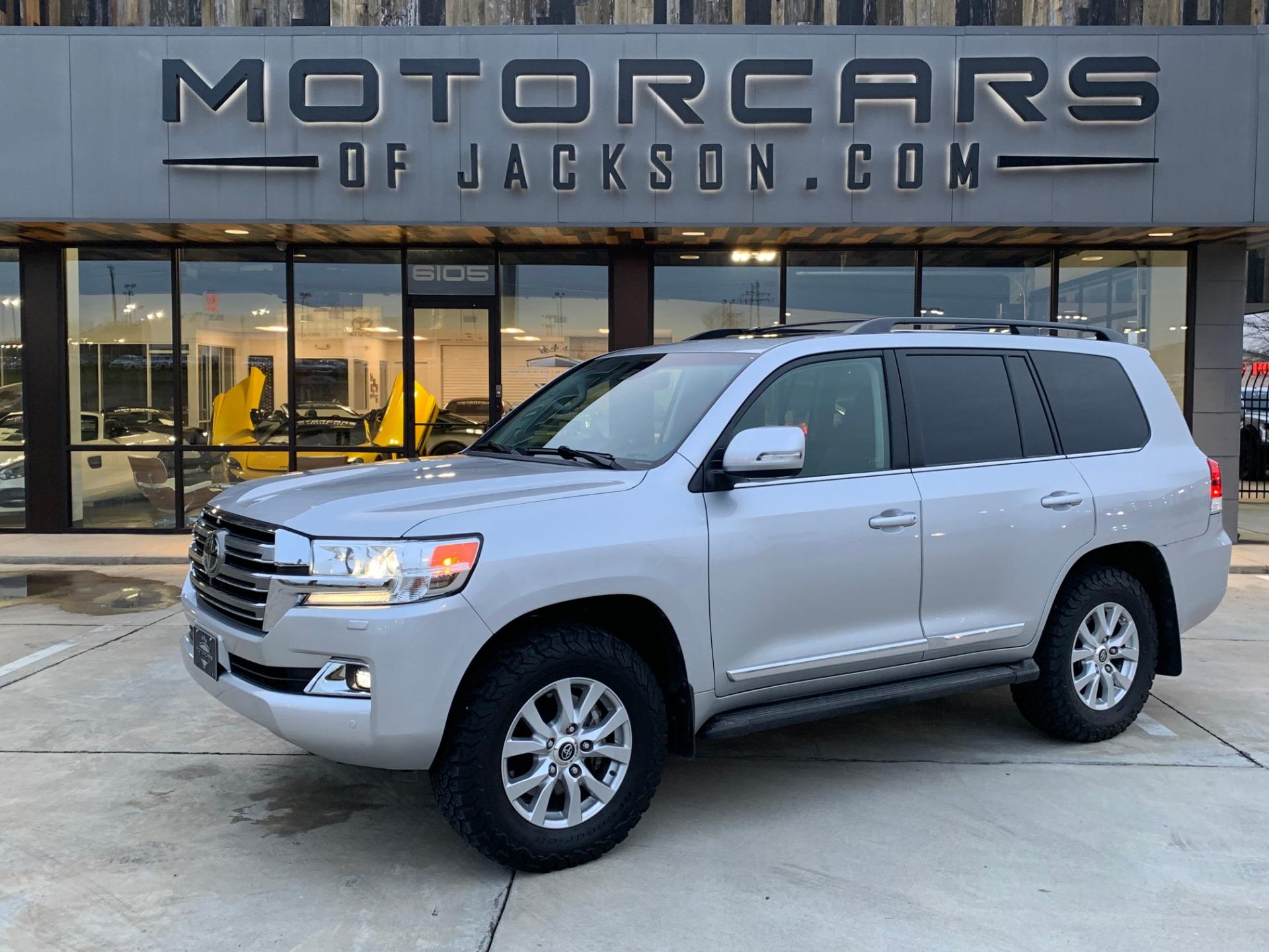 Used 2017 Toyota Land Cruiser    Jackson, MS