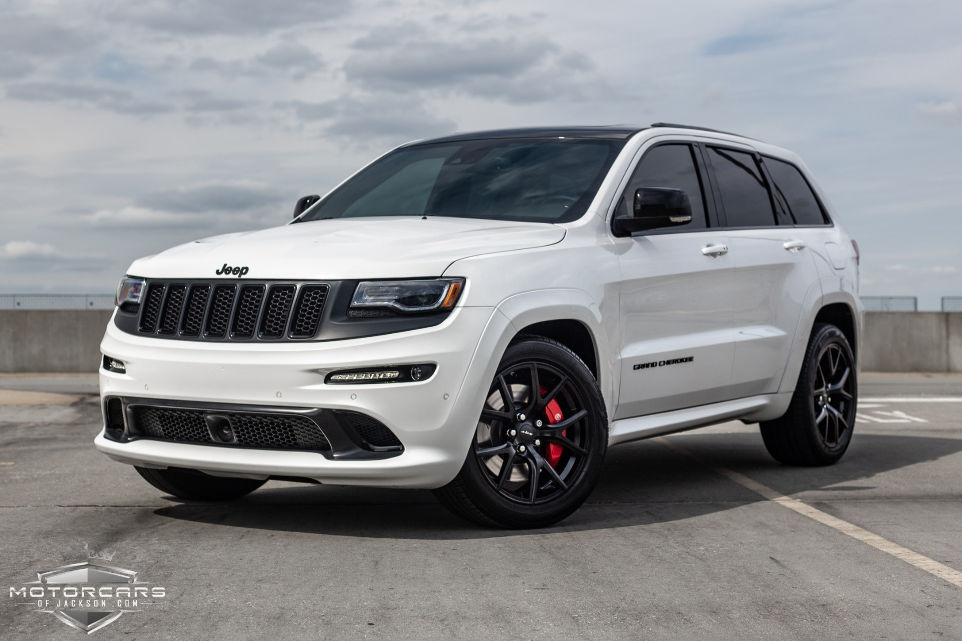Used 2016 Jeep Grand Cherokee Srt Night Jackson
