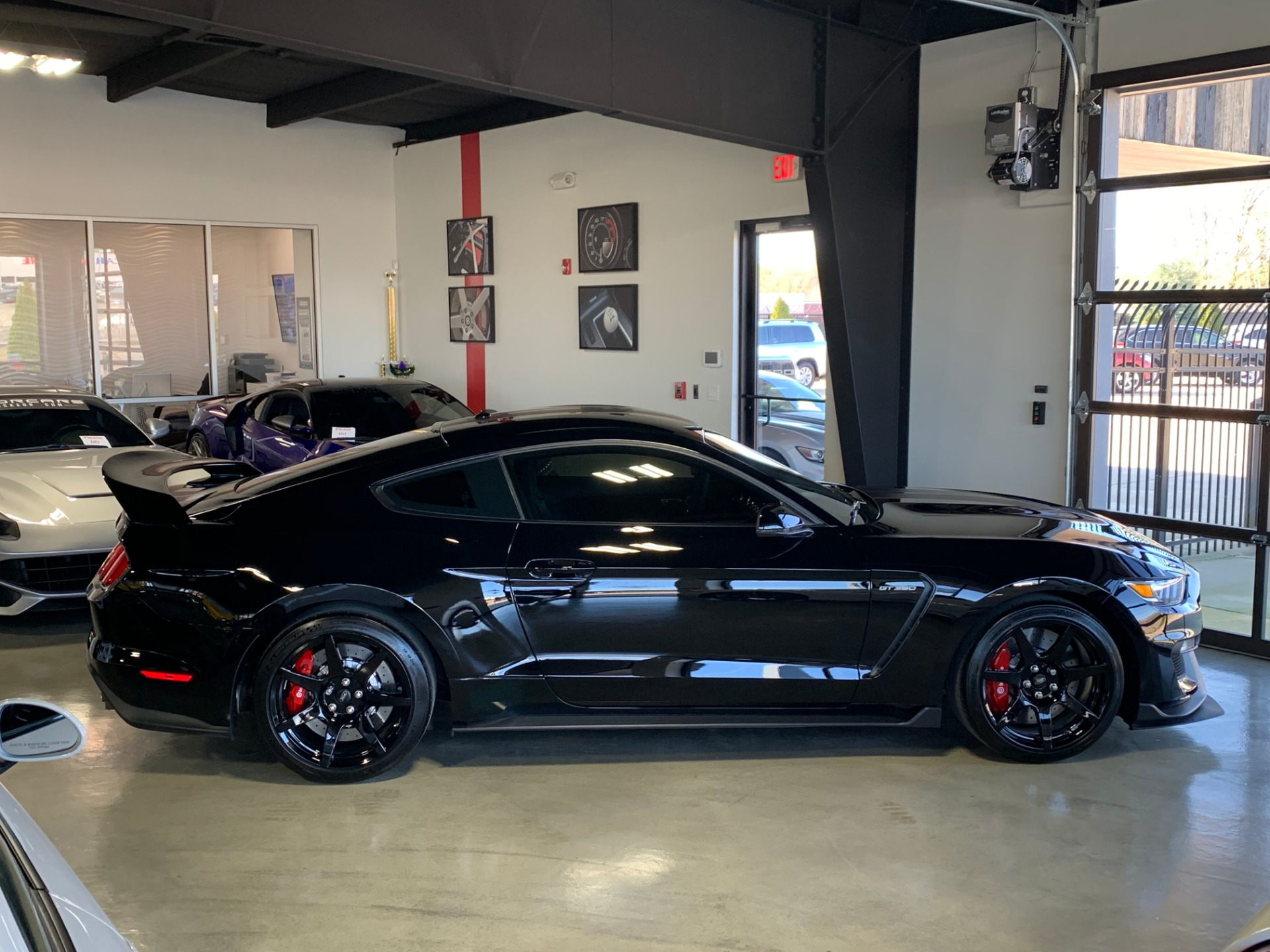 Gt350R For Sale >> 2018 Ford Mustang Shelby Gt350r Stock J5503975 For Sale