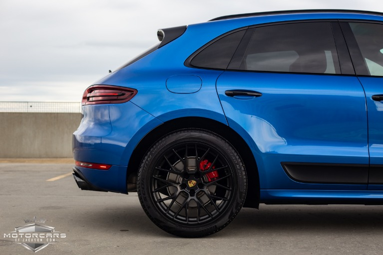 2018 Porsche Macan Gts Stock Jlb60542 For Sale Near Jackson Ms Ms Porsche Dealer