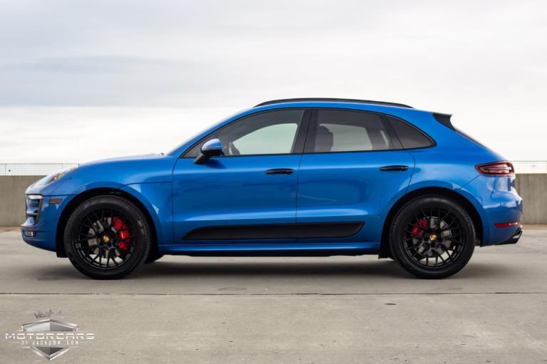 2018 Porsche Macan Gts Stock Jlb60542 For Sale Near Jackson Ms Ms Porsche Dealer