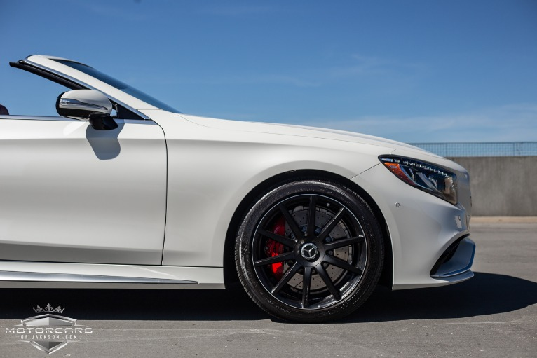 Used-2017-Mercedes-Benz-S-Class-AMG-S-63-Cabriolet-for-sale-Jackson-MS