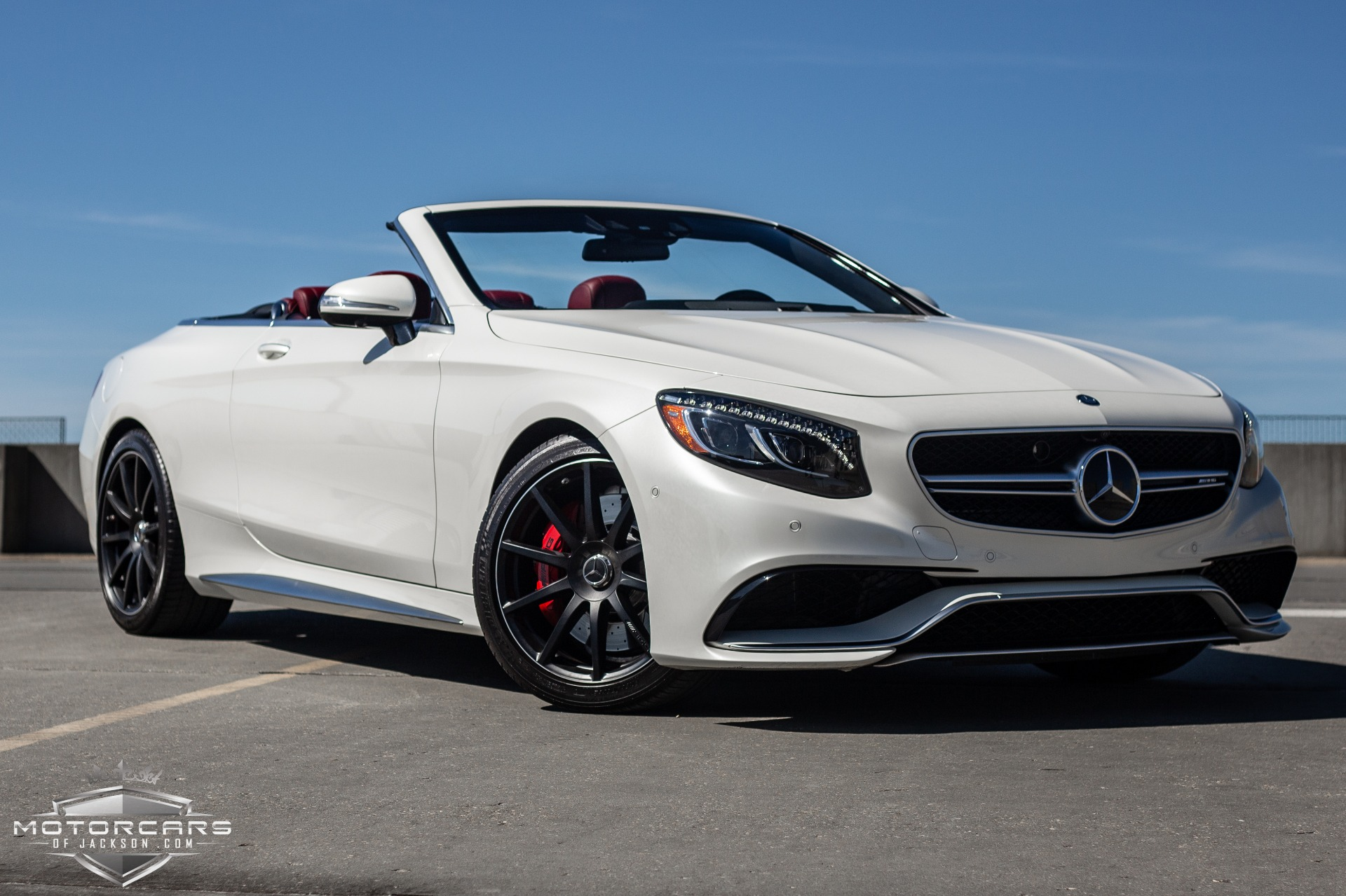 2017 Mercedes-Benz S-Class AMG S 63 Cabriolet Stock ...