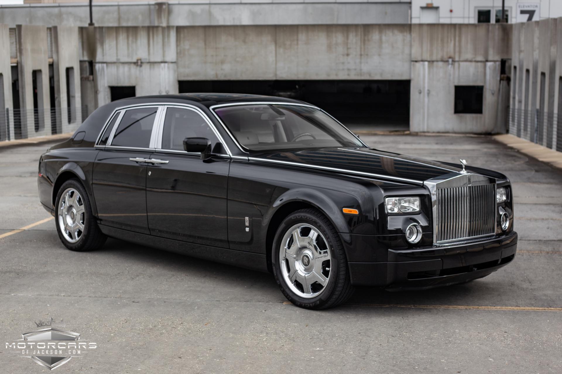 Used-2006-Rolls-Royce-Phantom-for-sale-Jackson-MS