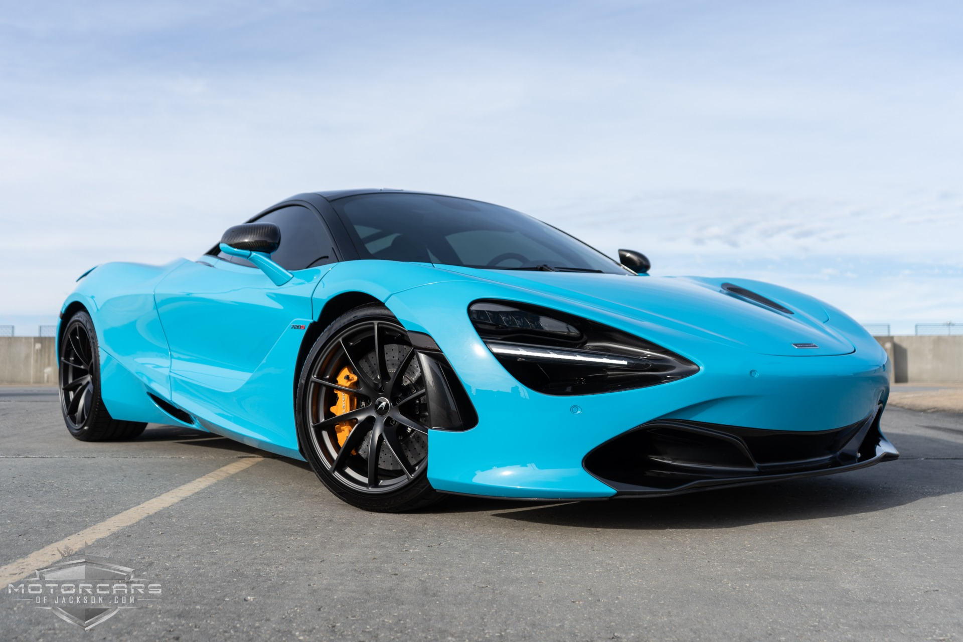 Used-2019-McLaren-720S-Performance-Jackson-MS