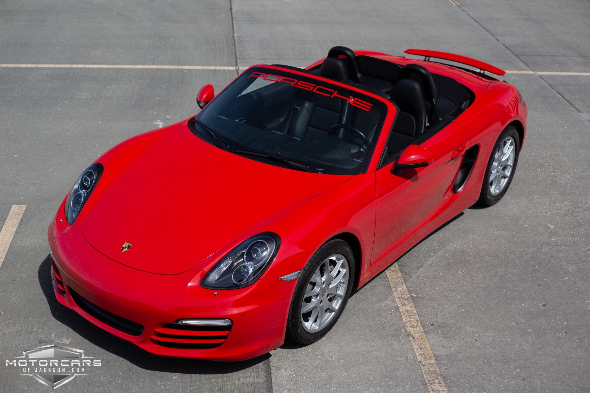 Used 2014 Porsche Boxster    Jackson, MS