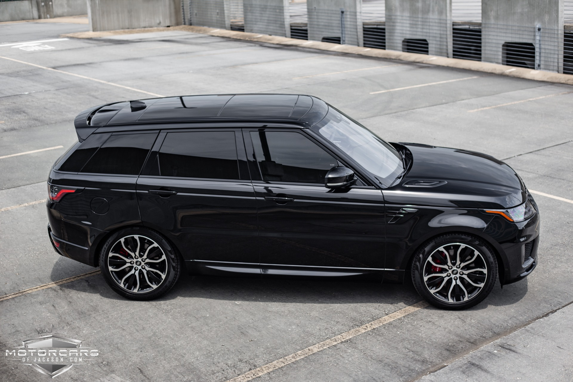 Land Rover Hse Sport: 2018 Land Rover Range Rover Sport HSE Dynamic Stock