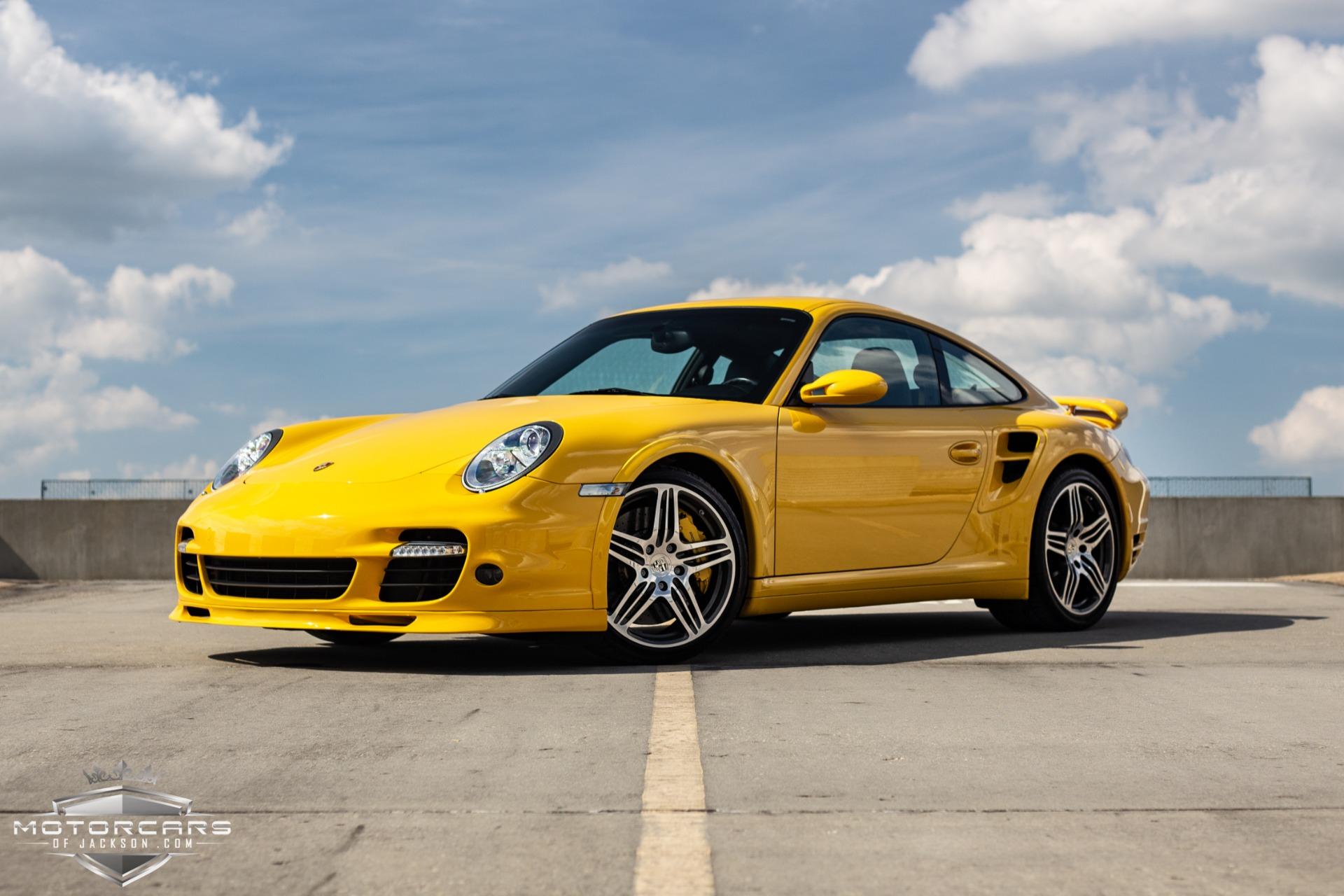 Used 2008 Porsche 911 Turbo | Jackson, MS