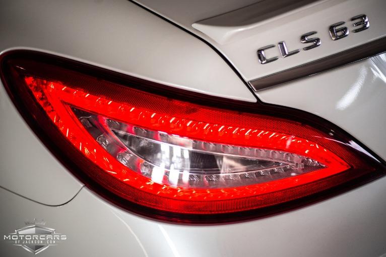 2015 Mercedes-Benz CLS-Class CLS 63 AMG S-Model Renntech