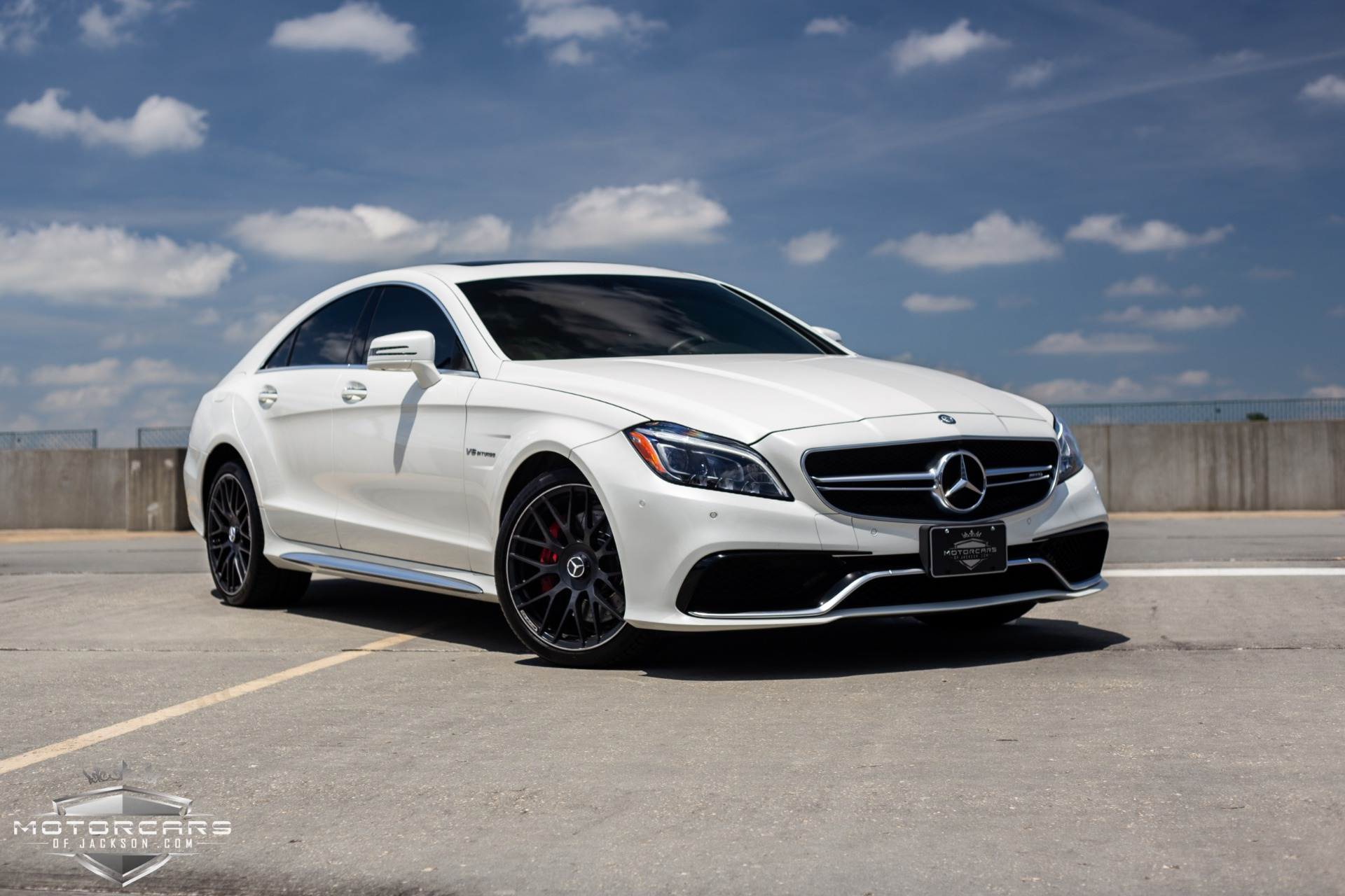 Used 2015 Mercedes-Benz CLS-Class CLS 63 AMG S-Model Renntech | Jackson, MS