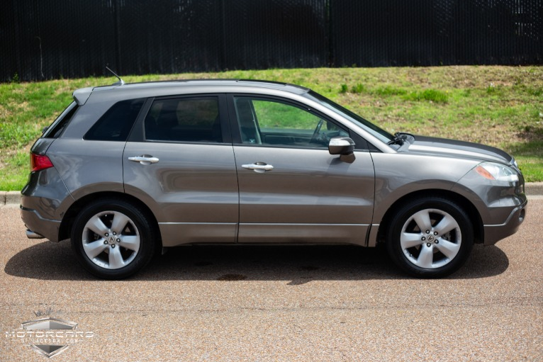 Used-2008-Acura-RDX-Tech-Pkg-for-sale-Jackson-MS
