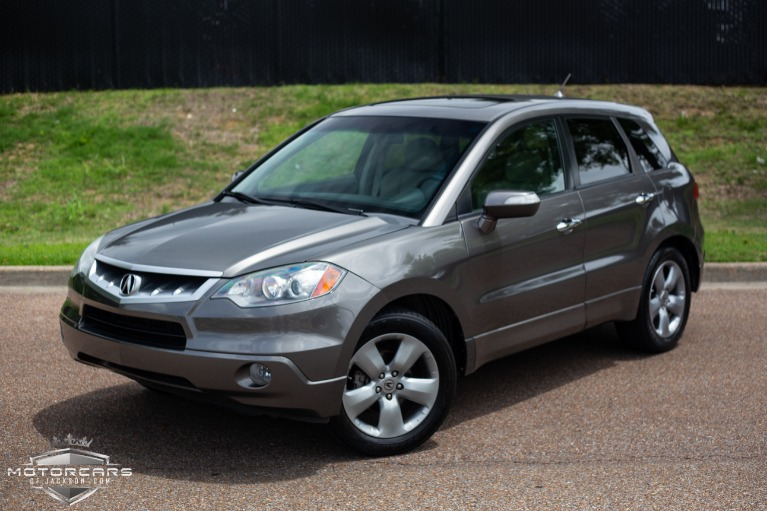 Used-2008-Acura-RDX-Tech-Pkg-Jackson-MS