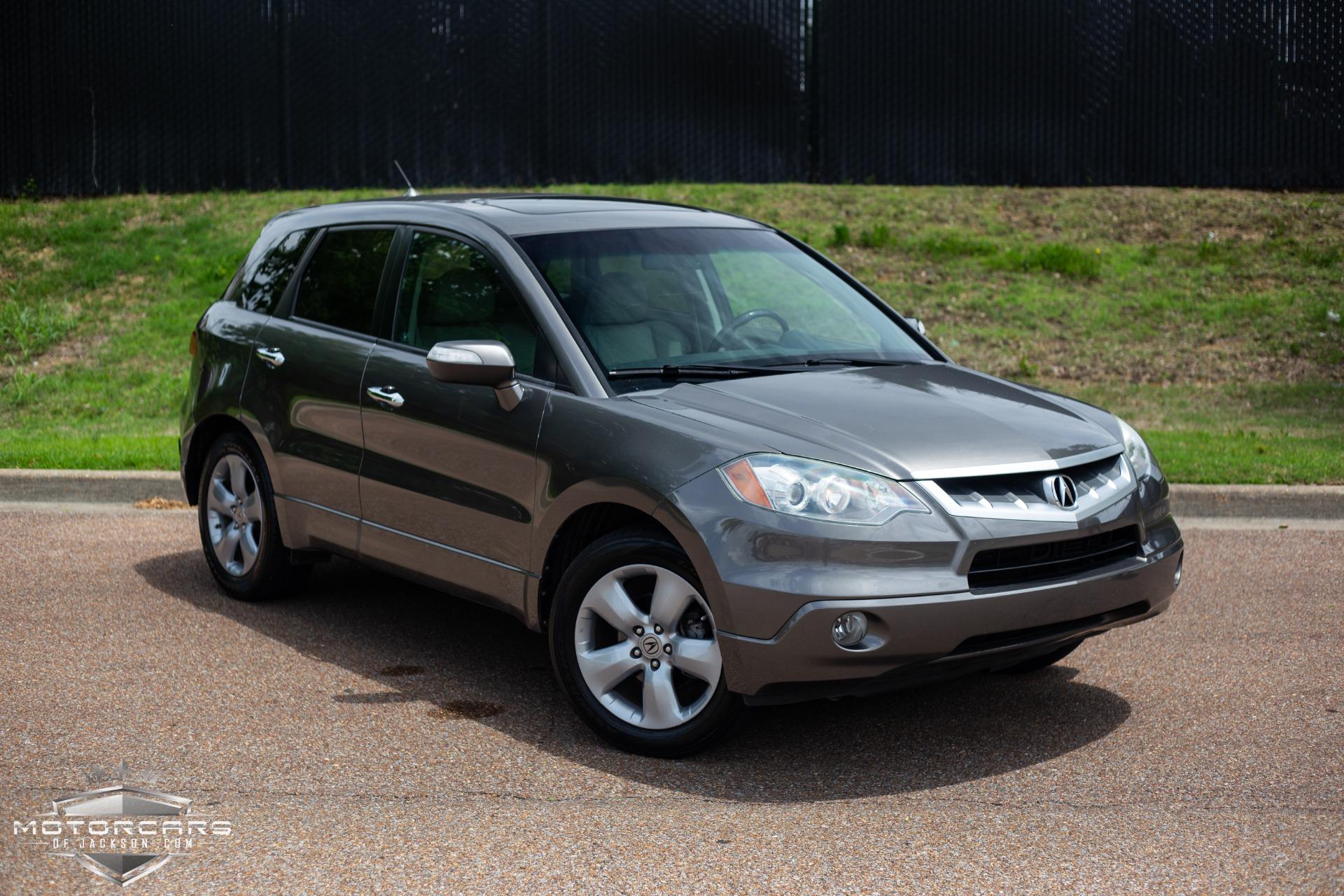 Used-2008-Acura-RDX-Tech-Pkg-for-sale-Jackson-MS