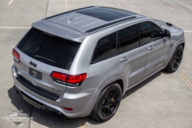 Jeep Dealership In Jackson Ms >> 2018 Jeep Grand Cherokee Trackhawk Stock Jc254167 For Sale
