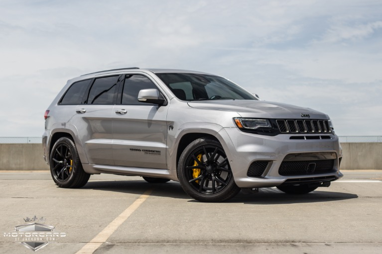 2018 Jeep Grand Cherokee Trackhawk Stock Jc254167 For Sale Near