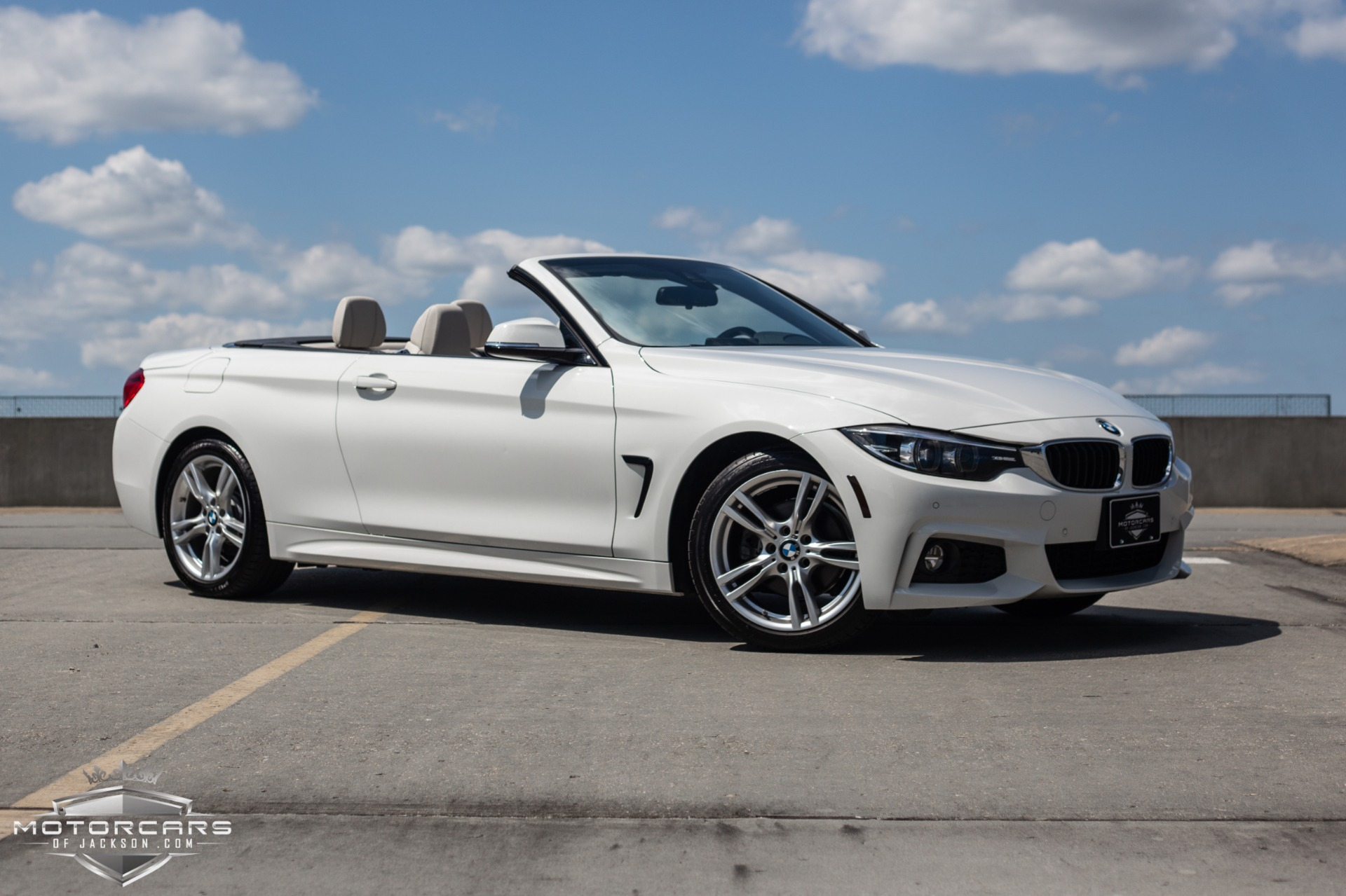 Used 2019 BMW 4 Series 430i Convertible M Sport | Jackson, MS