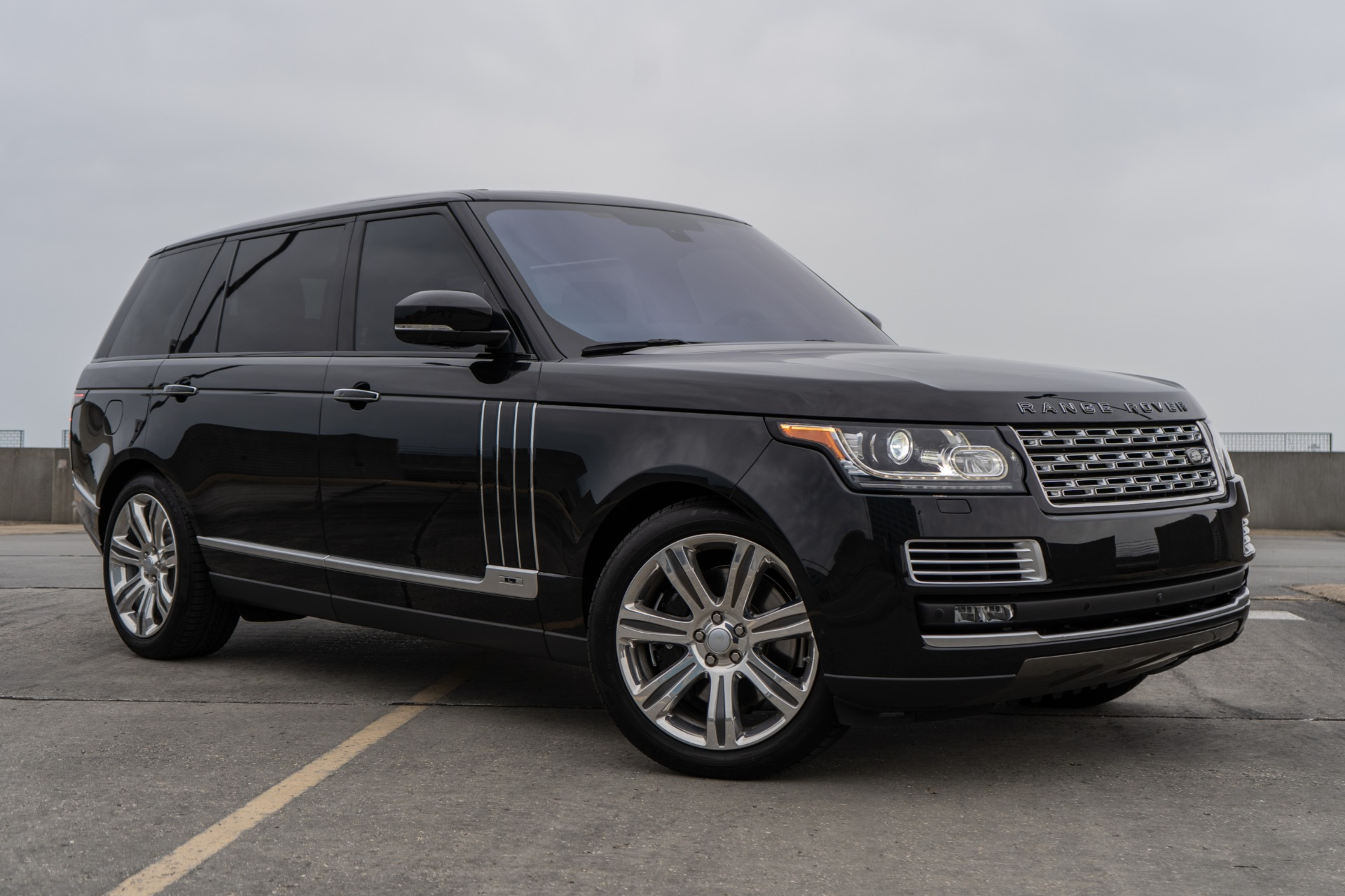 Used 2016 Land Rover Range Rover SV Autobiography LWB | Jackson, MS