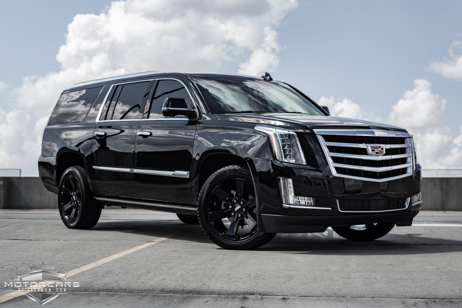2016 Cadillac Escalade ESV Premium Collection Stock ...