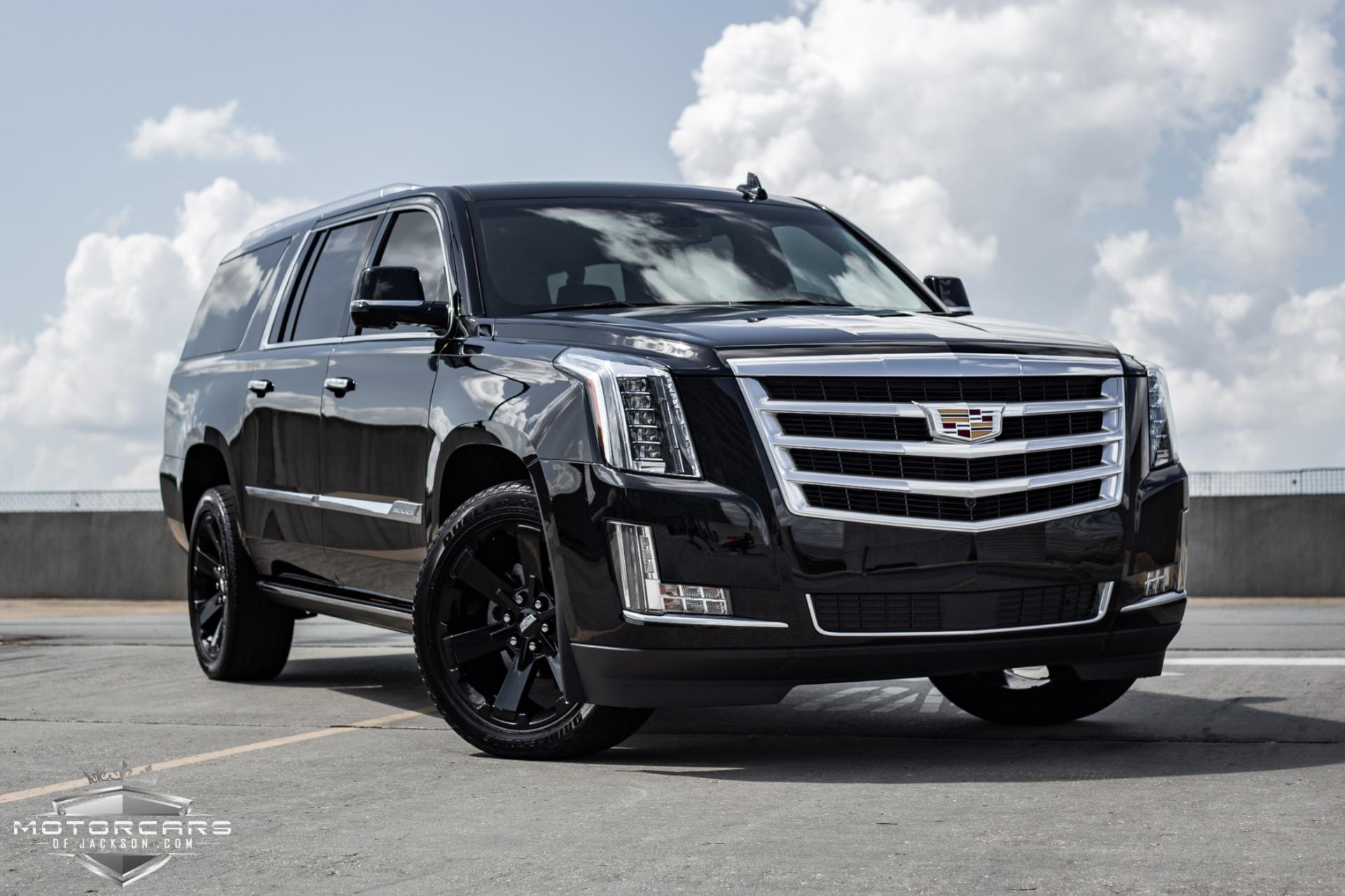 2016 Cadillac Escalade Esv Premium Collection Stock