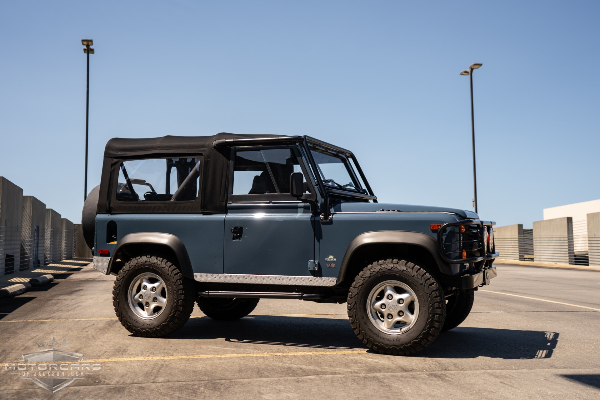 Used-1997-Land-Rover-Defender-90-for-sale-Jackson-MS