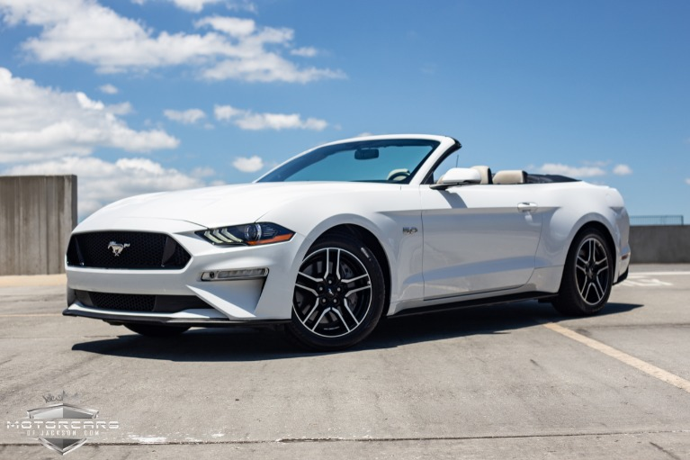 2018 Ford Mustang Gt Premium Convertible Stock J5119263 For Sale Near Jackson Ms Ms Ford Dealer