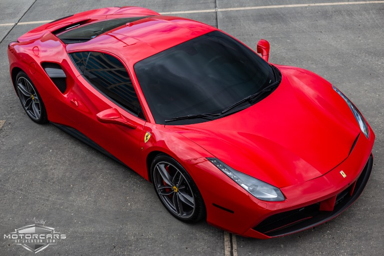 Used-2017-Ferrari-488-GTB-HUGE-MSRP-!-Tons-of-Carbon-!!-Jackson-MS