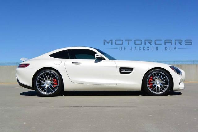 Mercedes Of Jackson >> 2016 Mercedes Benz Amg Gt S Stock Cga009512 For Sale Near