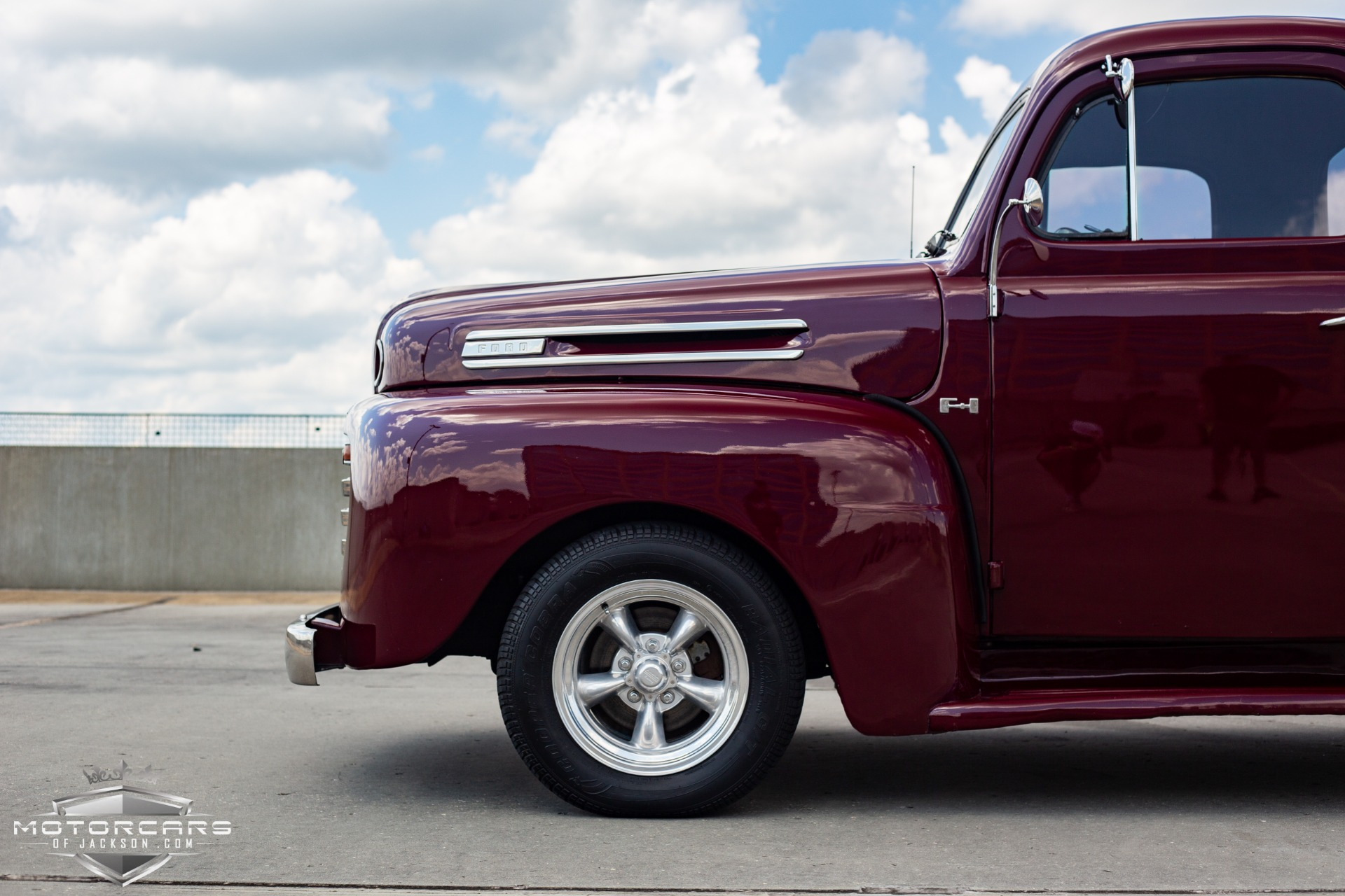 Used-1950-Ford-F1-Pickup-for-sale-Jackson-MS