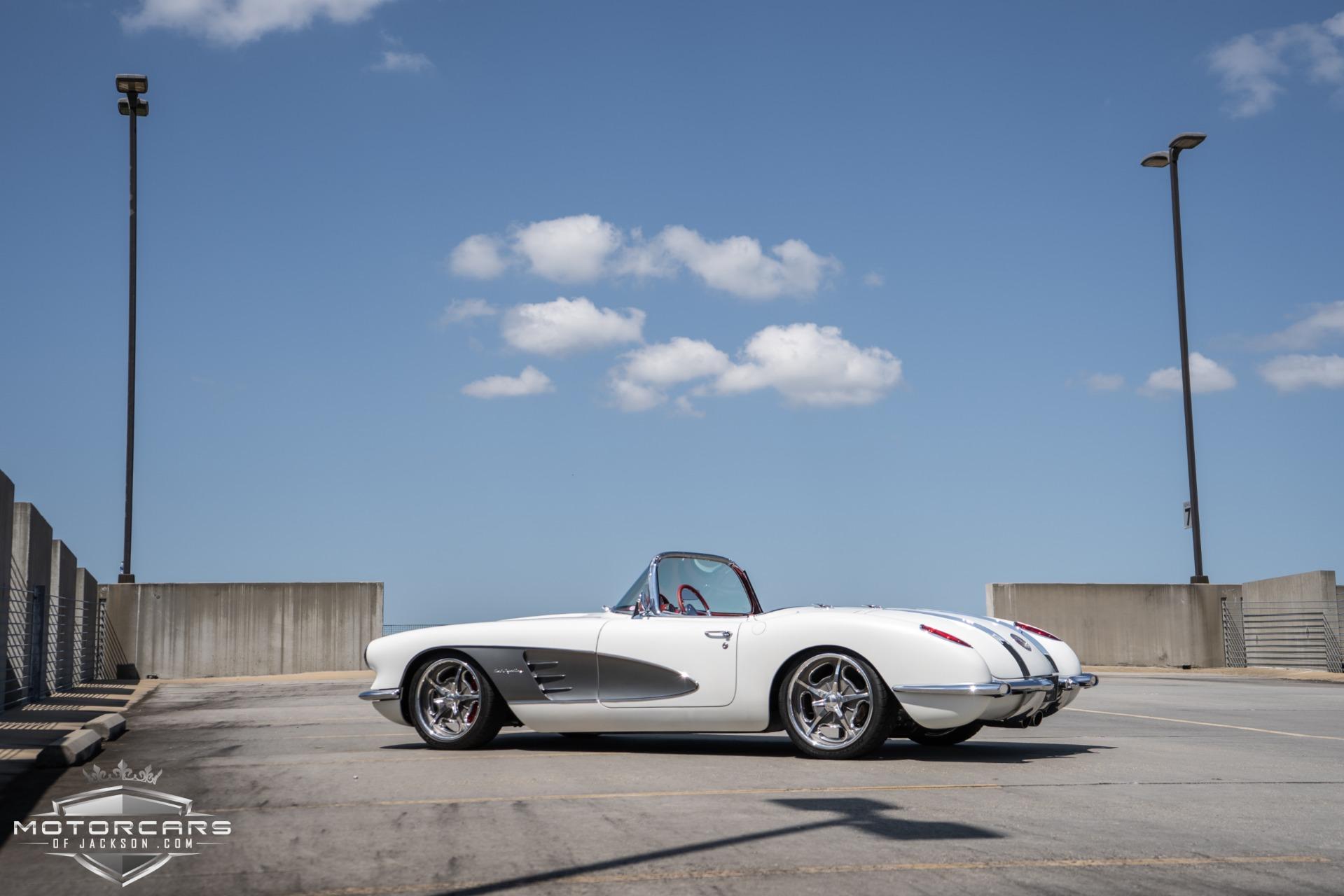 Used-1958-Chevrolet-Corvette-Show-Car-Jackson-MS