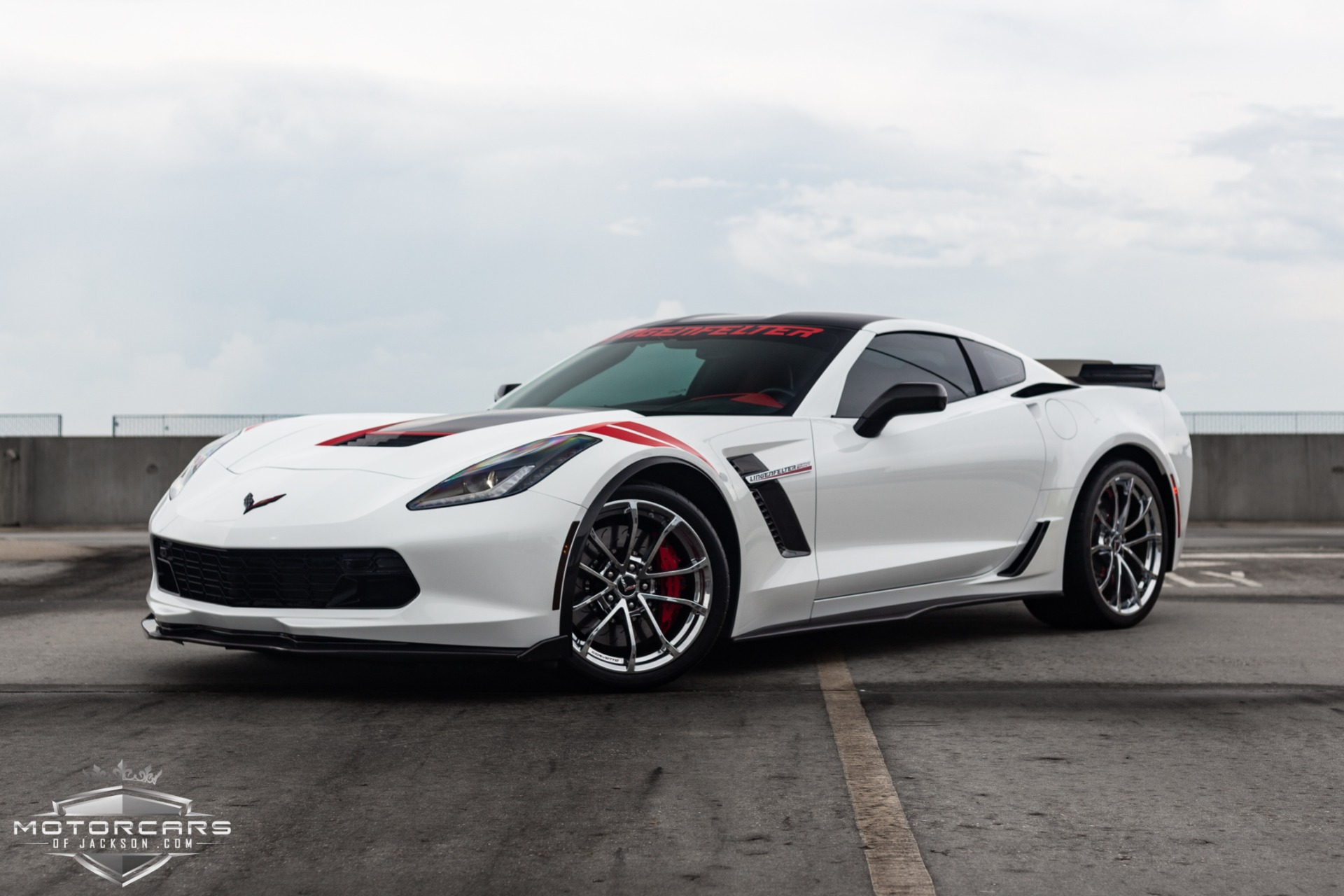 Used-2018-Chevrolet-Corvette-Lingenfelter-Performance---Grand-Sport-3LT-for-sale-Jackson-MS