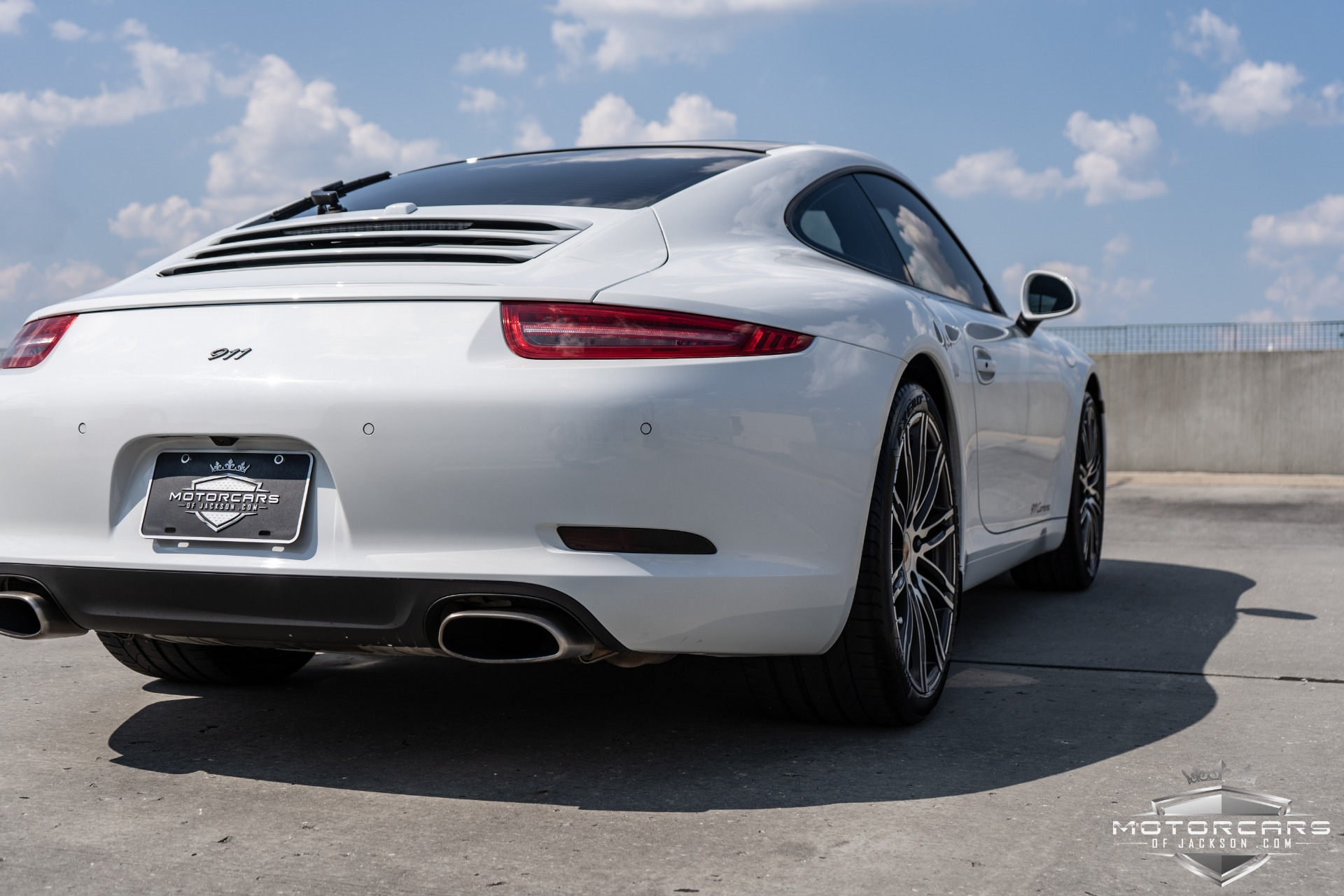 Used-2016-Porsche-911-Carrera-for-sale-Jackson-MS