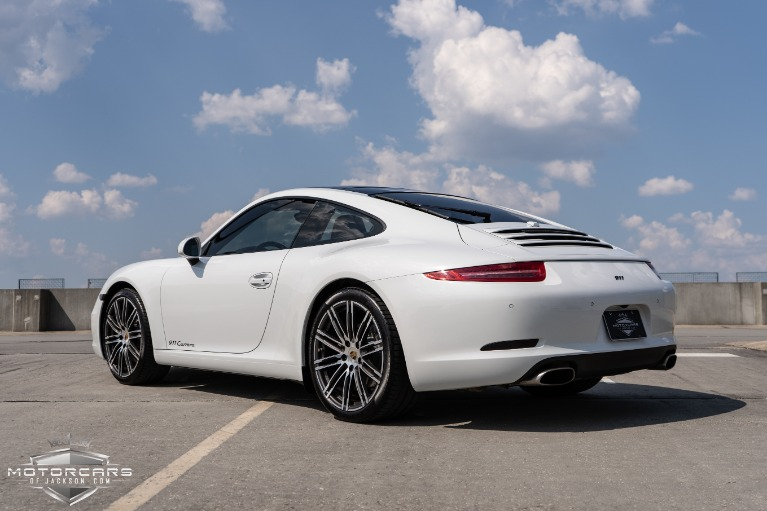 Used-2016-Porsche-911-Carrera-Jackson-MS
