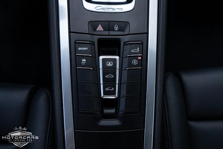 Used-2016-Porsche-911-Carrera-for-sale-Jackson-MS