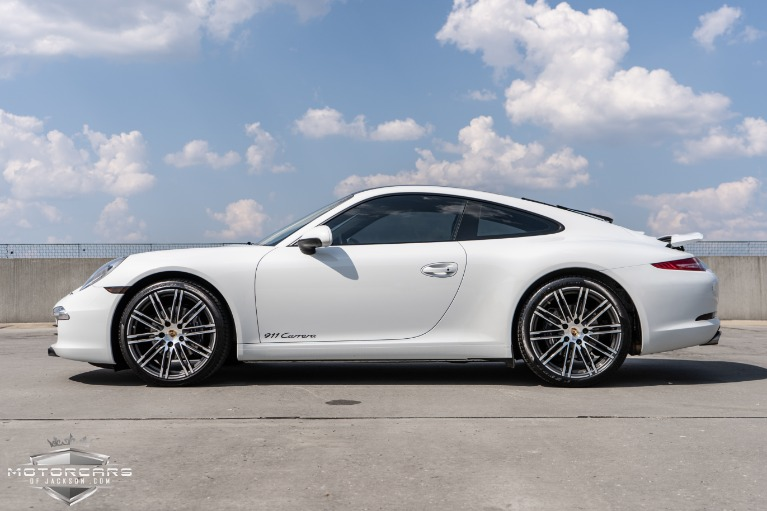 Used-2016-Porsche-911-Carrera-Jackson-MS
