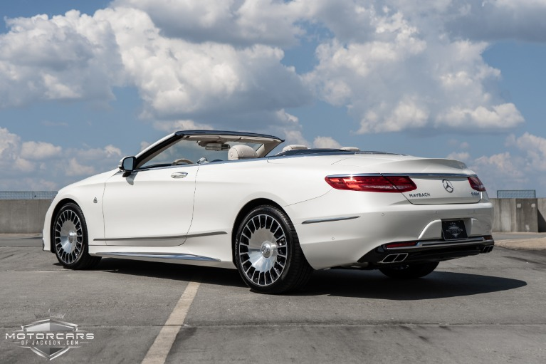 Used-2017-Mercedes-Benz-Mercedes-Maybach-S-650-Cabriolet-MAYBACH-S650-Jackson-MS