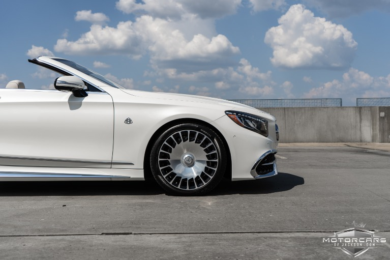 Used-2017-Mercedes-Benz-S-Class-MAYBACH-S650-Cabriolet-Jackson-MS