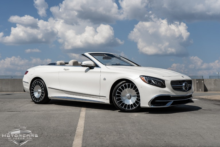 Used-2017-Maybach-S-Class-MAYBACH-S650-Cabriolet-for-sale-Jackson-MS
