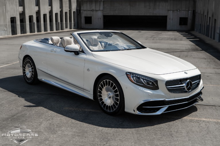Used-2017-Mercedes-Benz-Mercedes-Maybach-S-650-Cabriolet-MAYBACH-S650-for-sale-Jackson-MS
