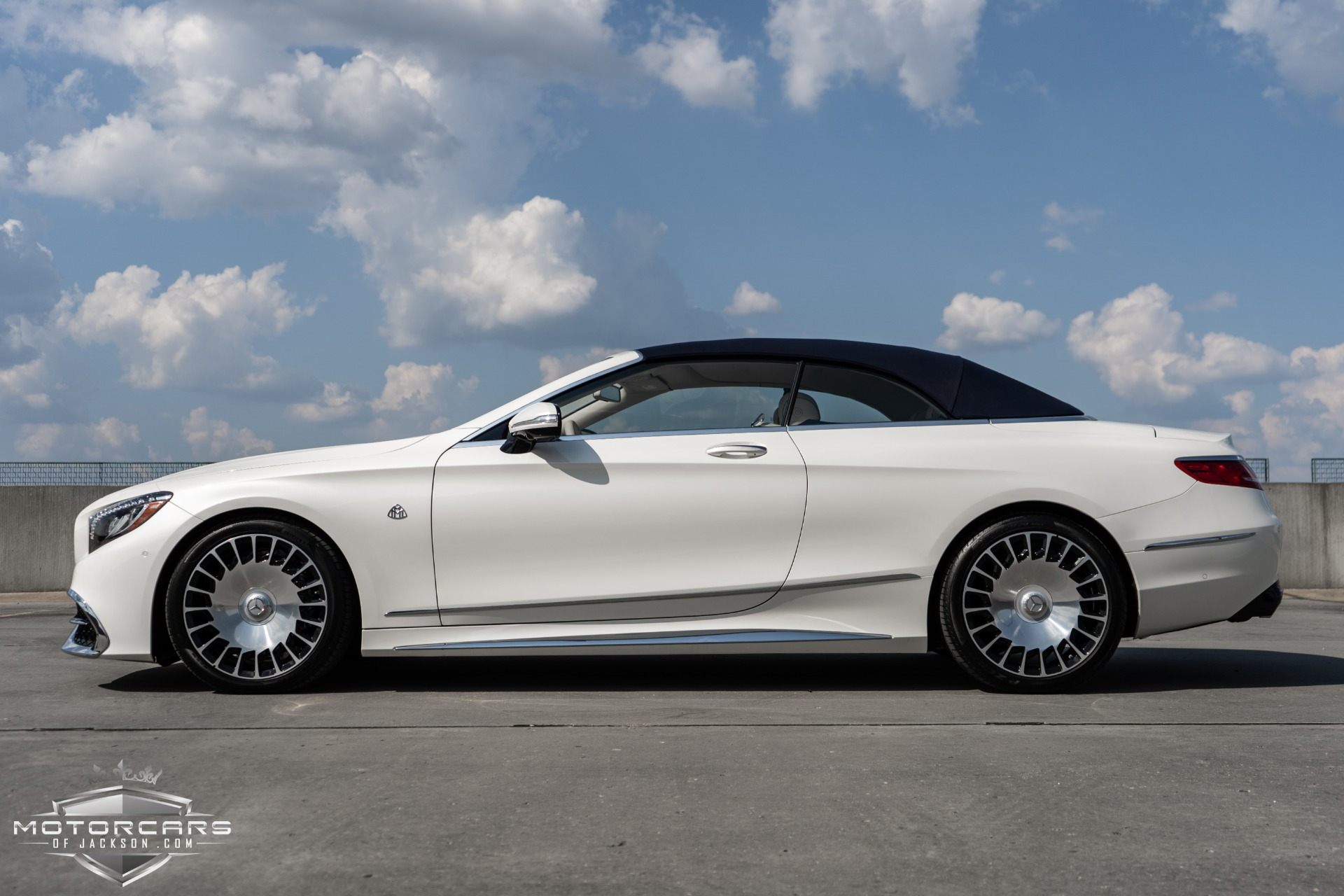 Used-2017-Maybach-S-Class-MAYBACH-S650-Cabriolet-Jackson-MS