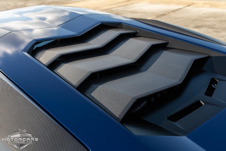 Used-2017-Lamborghini-Aventador-SV---LP750-4-Super-Veloce-Jackson-MS