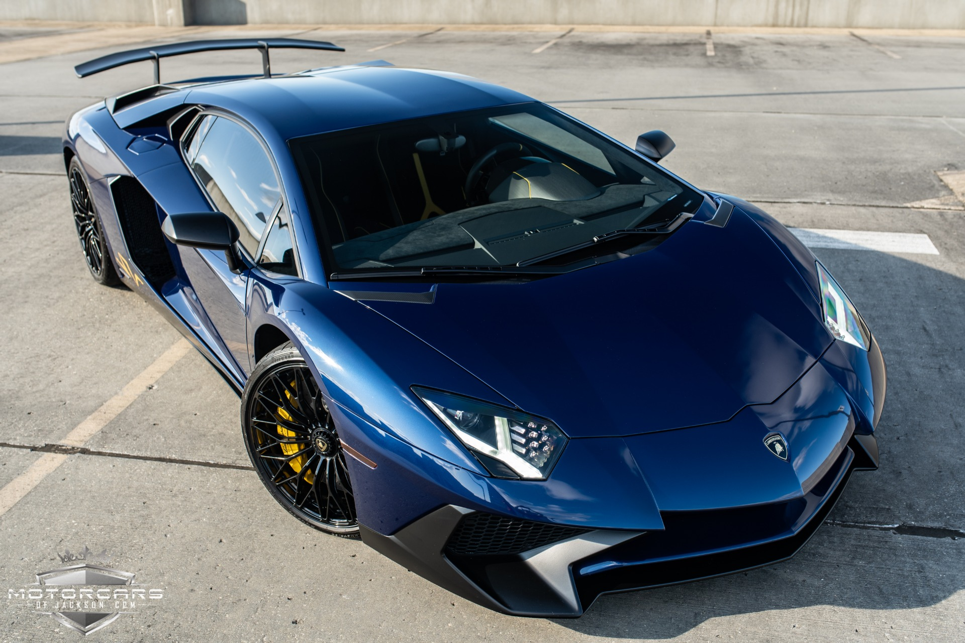 Used-2017-Lamborghini-Aventador-SV---LP750-4-Super-Veloce-for-sale-Jackson-MS