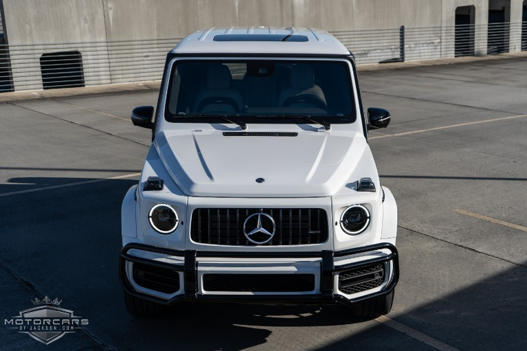Used-2020-Mercedes-Benz-G-Class-AMG-G-63-Jackson-MS