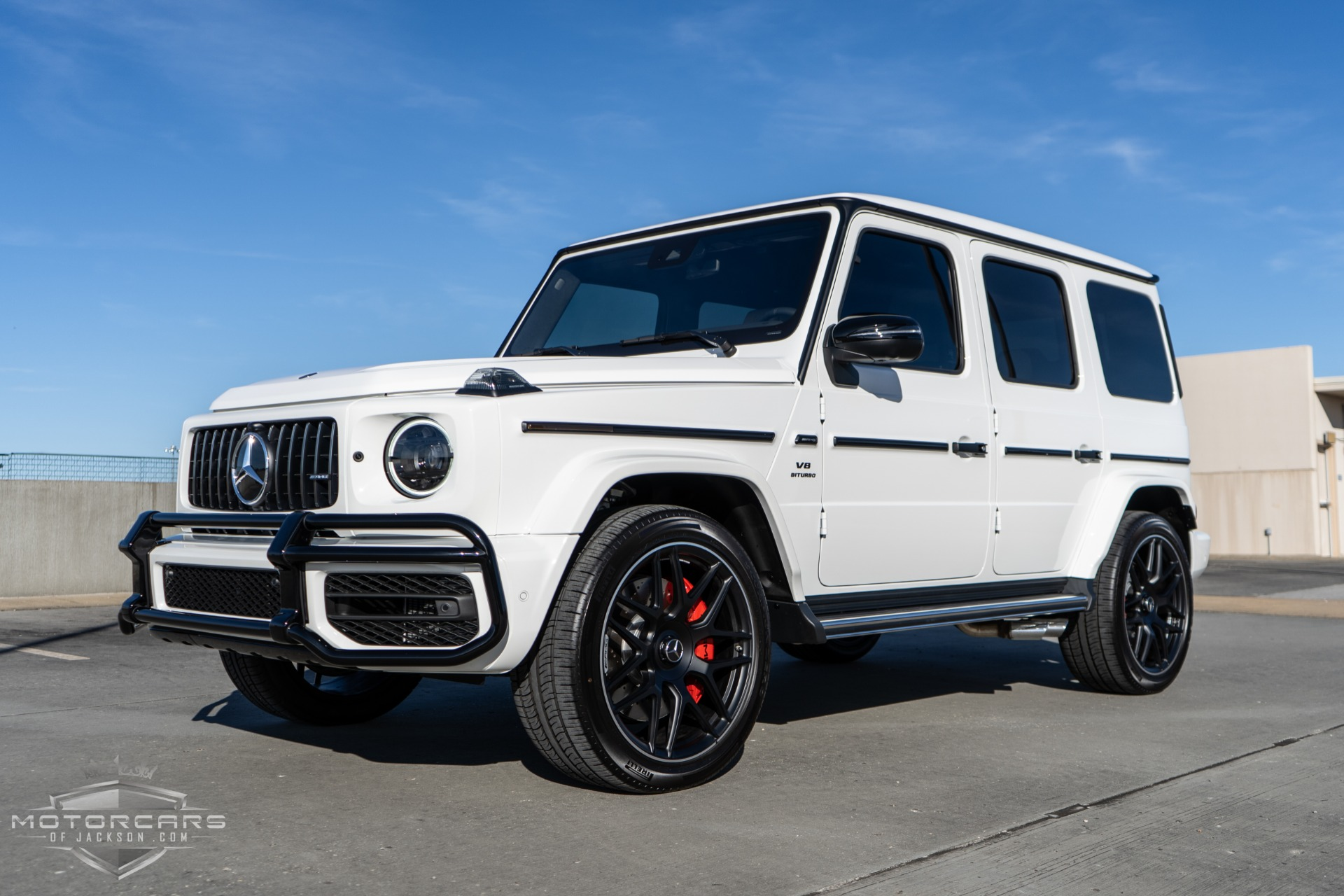 2020 Mercedes-Benz G-Class AMG G 63 Stock # LX334931 for ...
