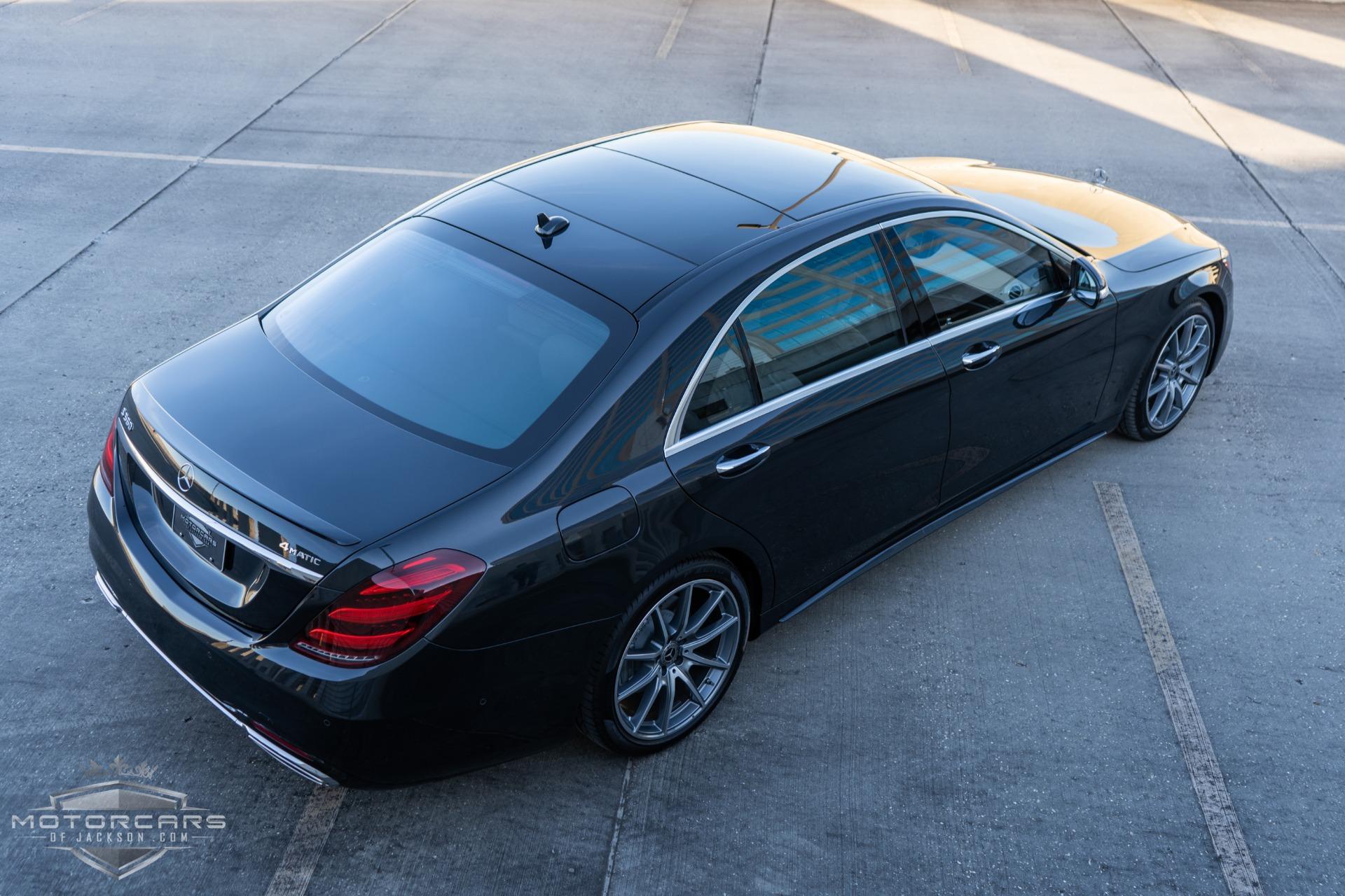 2020 Mercedes-Benz S-Class S 560 AMG Line Stock # LA513291 ...