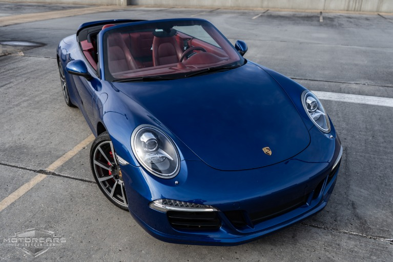 Used-2013-Porsche-911-Carrera-S-Convertible-for-sale-Jackson-MS
