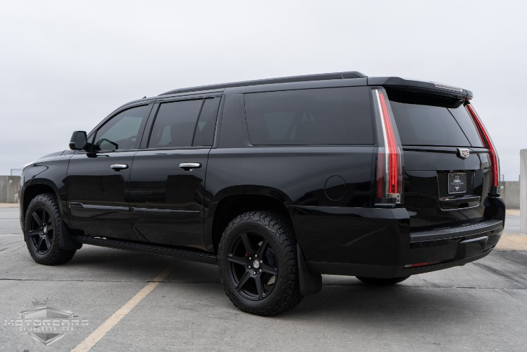 Used-2016-Cadillac-Escalade-ESV-Platinum-4WD-Supercharged-Over-30k-in-Upgrades-Jackson-MS