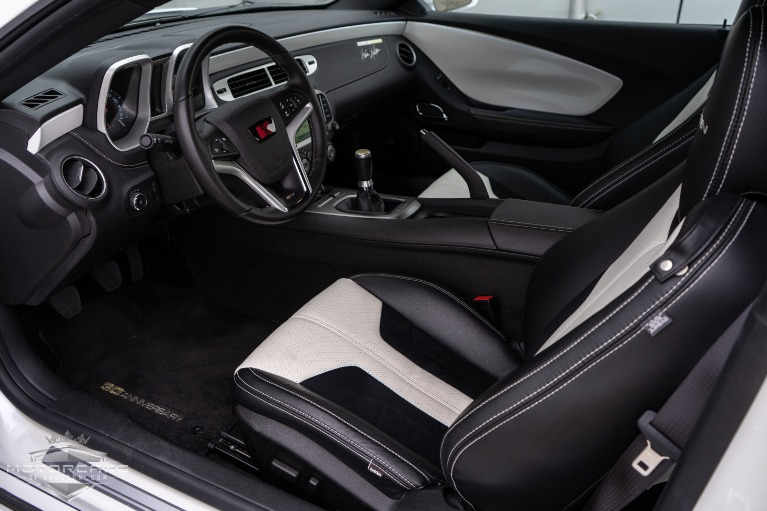 Magnificent 2014 Chevrolet Camaro Sa30 Saleen 30Th Anniversary 1 Of 10 Gmtry Best Dining Table And Chair Ideas Images Gmtryco