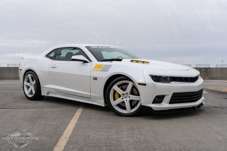 2014 Chevrolet Camaro Sa30 Saleen 30th Anniversary 1 Of 10 Stock C9223917 For Sale Near Jackson Ms Ms Chevrolet Dealer