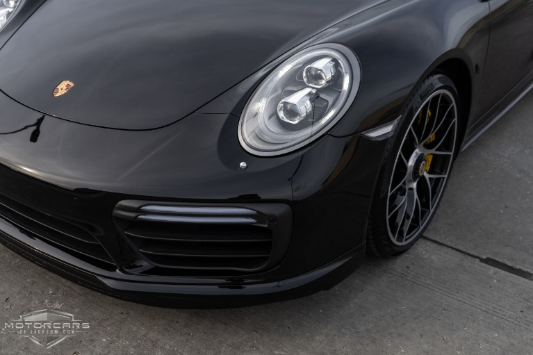Used-2018-Porsche-911-Turbo-S-Cabriolet-for-sale-Jackson-MS